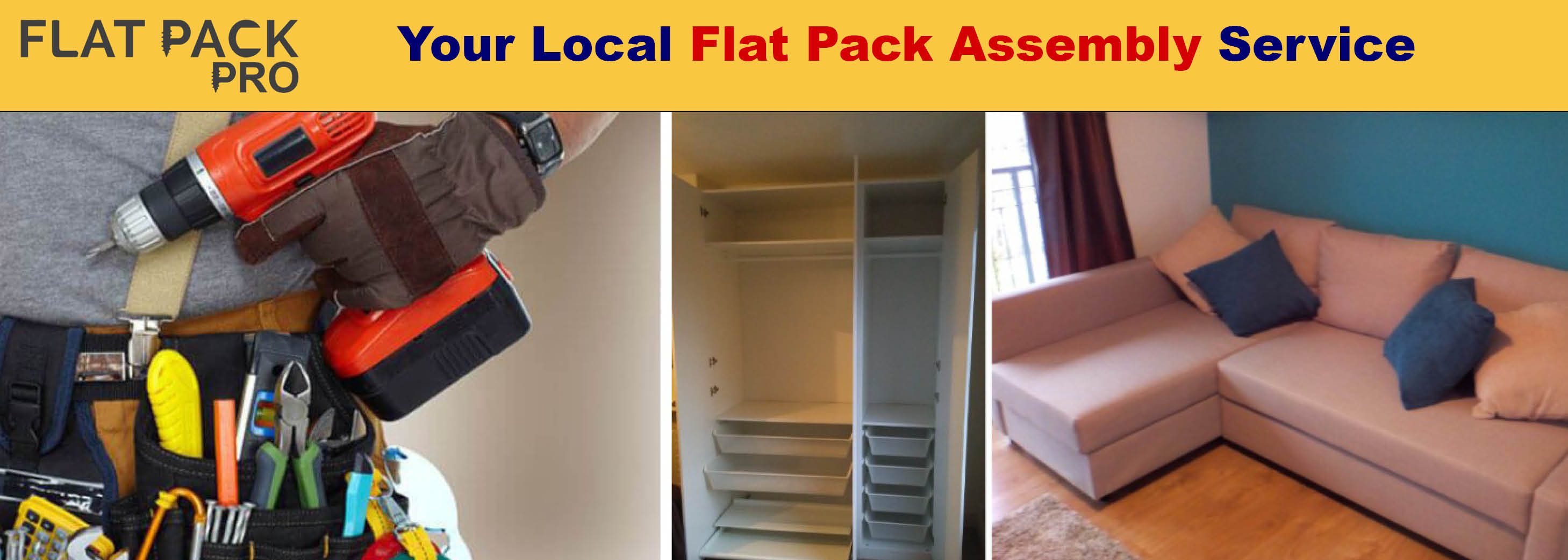 flat pack fitted bedroom furniture uk
